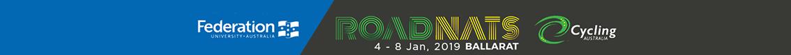Part of the <b>2019 FedUni Road National Championships</b>, 4 - 8 Jan